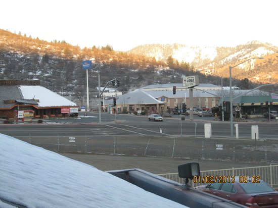 Comfort Inn Yreka : view from room