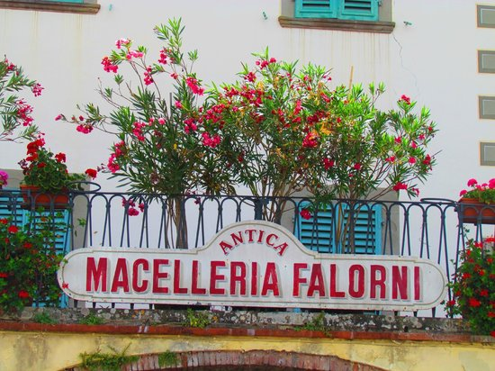 Antica Macelleria Falorni: Malleria Falorin Greve