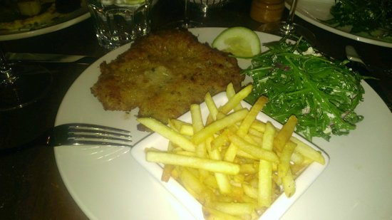 O'Connell's: Veal Schnitzel
