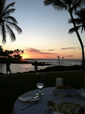 Fairmont Orchid, Hawaii: the cove