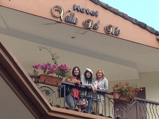 Hotel Valle del Rio: Roni U