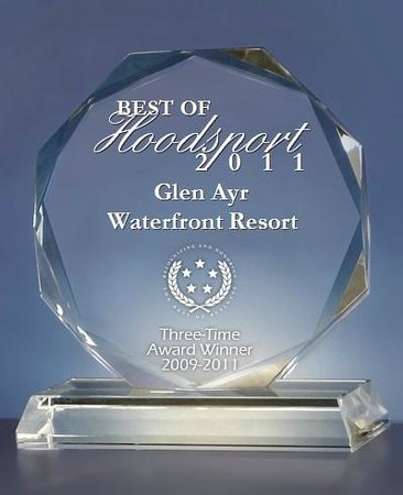 Glen Ayr Resort: Award