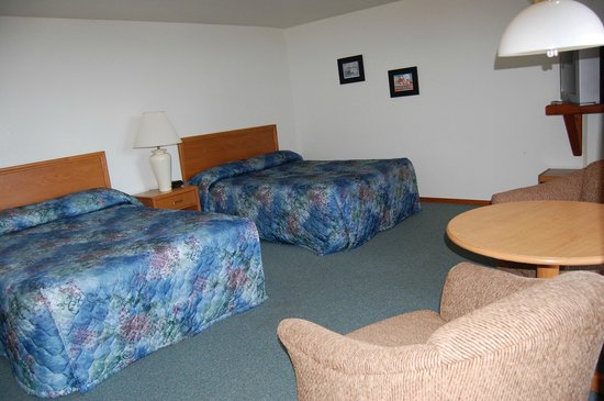 Glen Ayr Resort: Double Queen Room