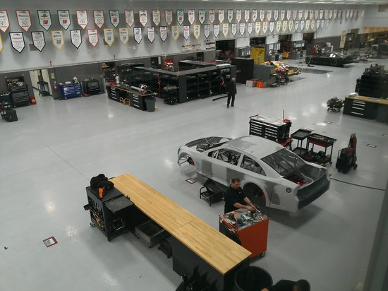 Joe Gibbs Racing: Shop