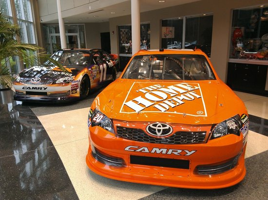 ‪‪Joe Gibbs Racing‬: Home Depot