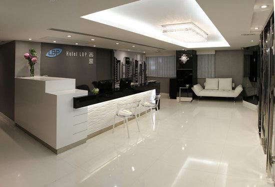 Hotel LBP: The Lobby
