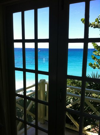 Treasure Beach: View from the room