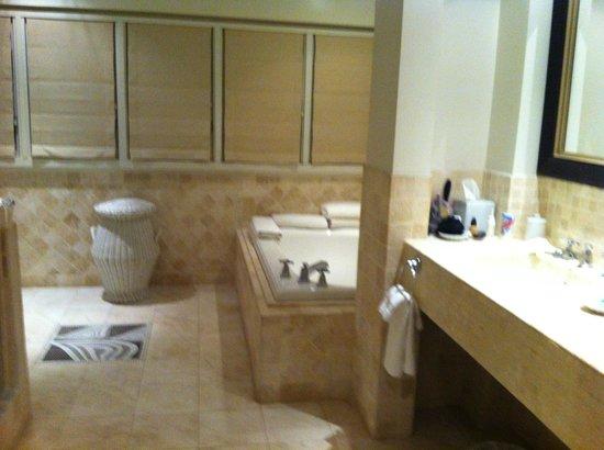 Treasure Beach: Bathroom
