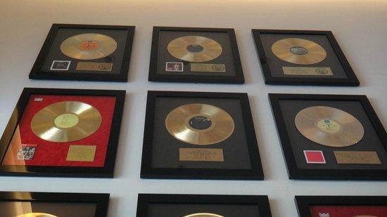Hard Rock Hotel Vallarta: memorabilia