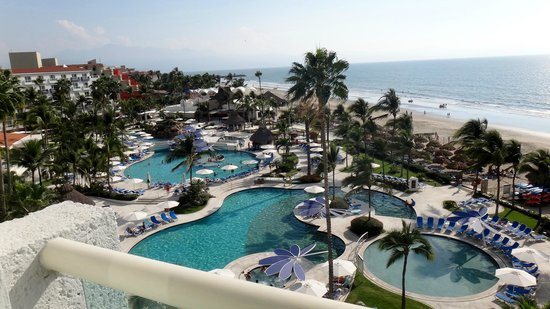 Hard Rock Hotel Vallarta: pool