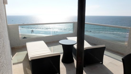 Hard Rock Hotel Vallarta: balcony