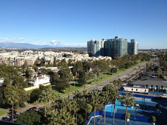 The Ritz-Carlton, Marina del Rey: View from room