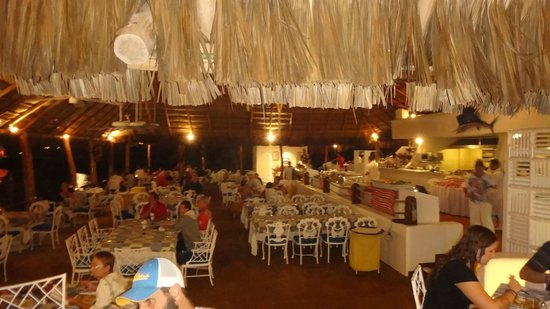 Las Hadas Golf Resort and Marina: Seafood Restaurant