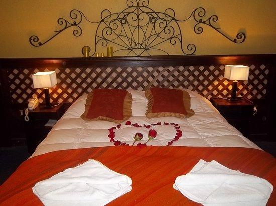 Hotel Sol Plaza Inn: Matrimonial superior