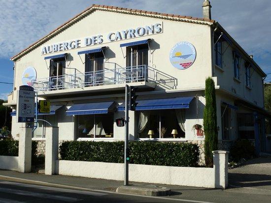 Logis Hotel des Cayrons: Hôtel