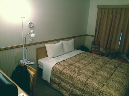 Toyoko Inn Busan No.1: Double Bed