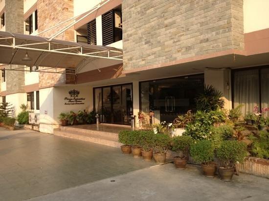 Princess Suvarnabhumi Airport Residence: External building