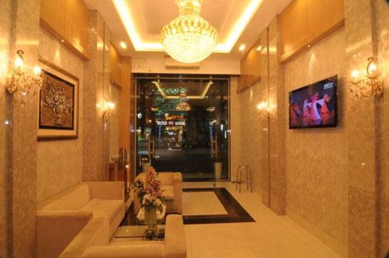 Nam Hy 2 Hotel: the reception