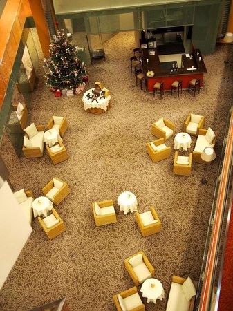 Austria Trend Hotel Savoyen Vienna: 1st floor Restaurant