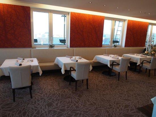 Austria Trend Hotel Savoyen Vienna: Exec Lounge /Breakfast room