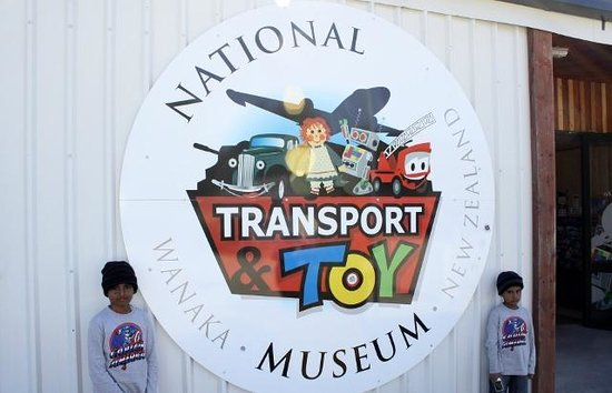 National Transport and Toy Museum: The Main entrance.