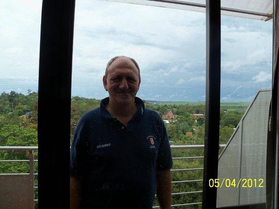 Amerian Portal del Iguazu: Vista desde la habitacion