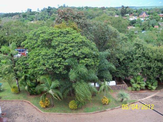 Amerian Portal del Iguazu: Extraño esta vista