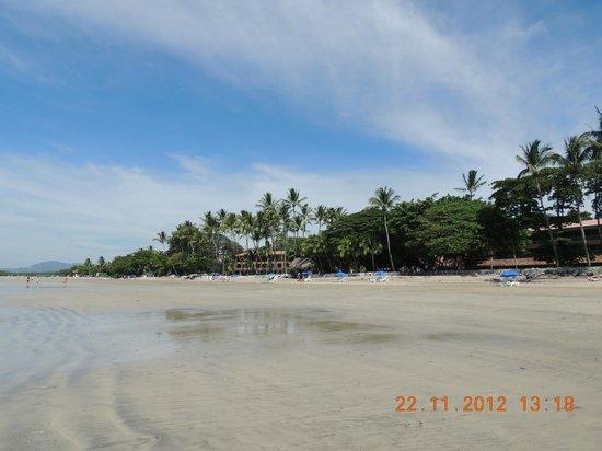 El Sabanero Beach Hotel: Tamarindo Beach