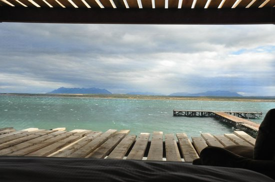 The Singular Patagonia: View from our room