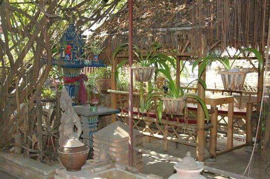 The Spirit House Restaurant & Bar: Garden View