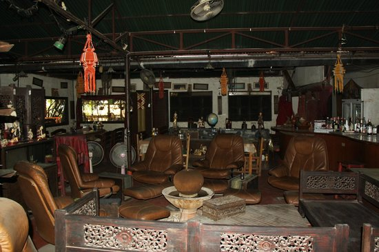 The Spirit House Restaurant & Bar: Inside View
