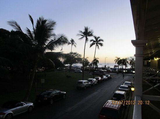 BEST WESTERN Pioneer Inn: From our lanai to the ocean