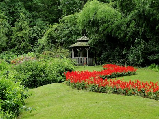 Leaming's Run Gardens: Gazebo