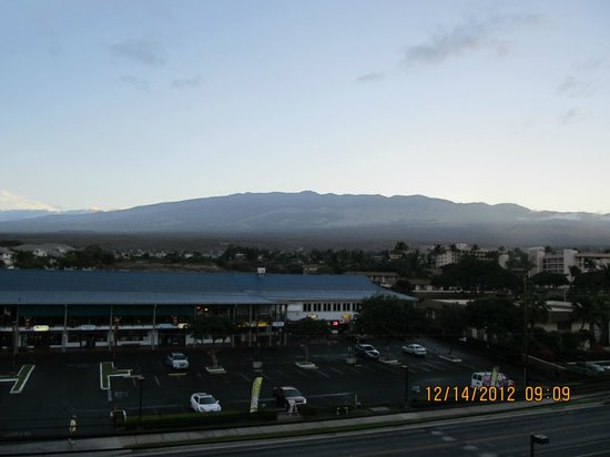 The Hale Pau Hana: shops across the street