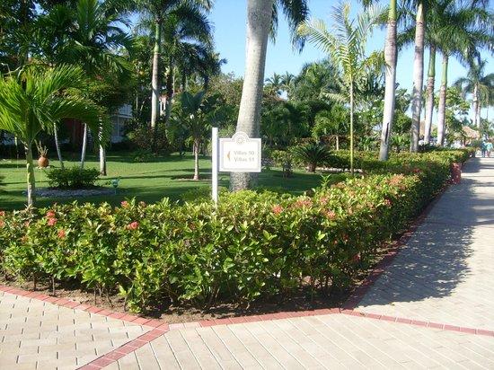 Grand Bahia Principe La Romana: Site de l'hôtel