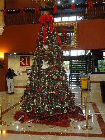 Regency Hotel Miami: Lobby
