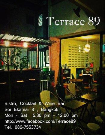 Terrace 89