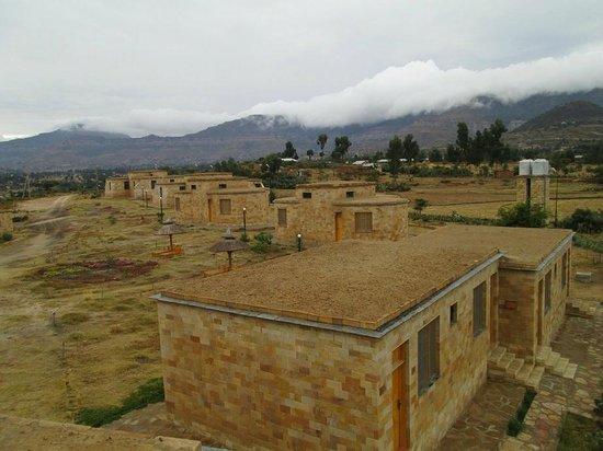 Adigrat, Ethiopia: Agoro Loge-Lodges