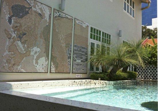 New Majestic Hotel: Fantastic pool