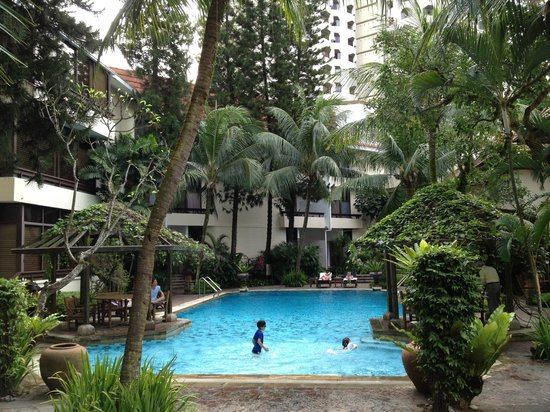 Goodwood Park Hotel Location