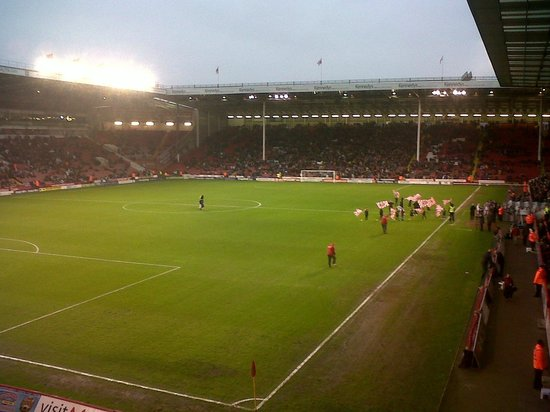‪Bramall Lane Stadium‬