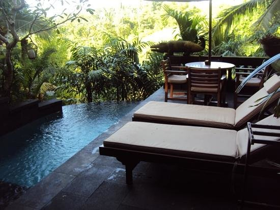 Bidadari Private Villas & Retreat: Pool Villa 4