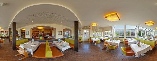 Ginas Baby & Kinderhotel: Restaurant