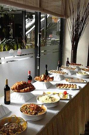 Acqua e farina italian Restaurant: Sunday brunch