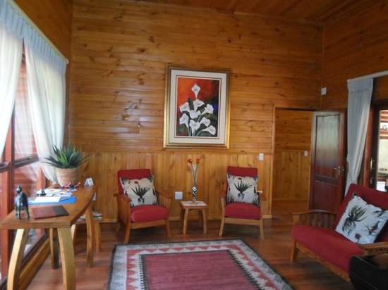 Aviyah Guesthouse: Entrance