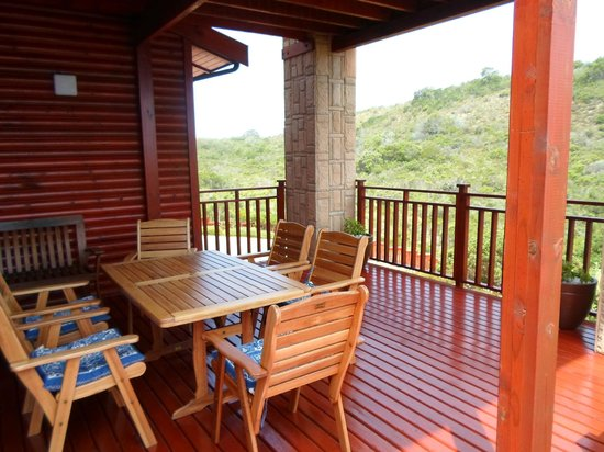 Aviyah Guesthouse: Viewing Deck