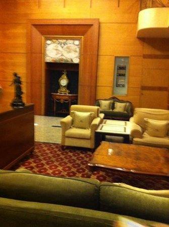 Hualien Charming City Hotel: lobby