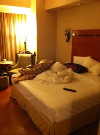 Hualien Charming City Hotel: spacious room