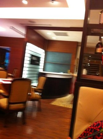 Hualien Charming City Hotel: breakfast lounge