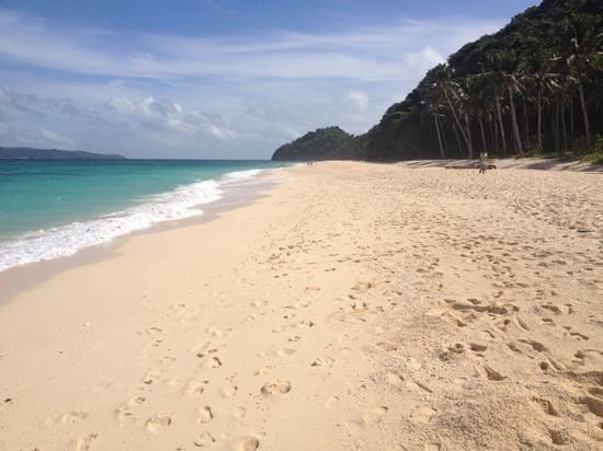 Yapak Beach (Puka Shell Beach): пука бич